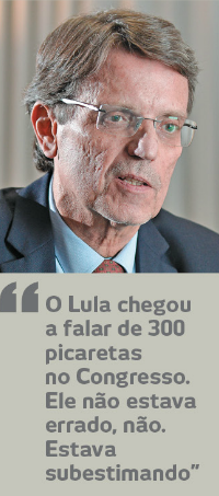 (Raimundo Sampaio/Encontro/DA Press)